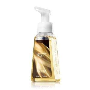 Bath & Bodyworks バス&ボディワークス Gentle Foaming Hand Soap ジェントルフォーミングハンドソープ ウォームバニラシュガー Warm Vanilla Sugar 0667531805049