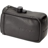Pentax Marc Newson Designed Luxury Leather Case for Pentax K-01 Compact System Cameras