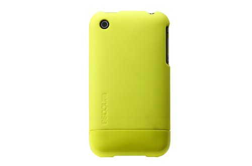 Incase Slider Case for iPhone 3GS - Fluorescent Yellow