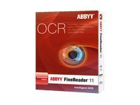 ABBYY Software ABBYY Finereader 11 Professional Edition Win XP/Vista/7 CD