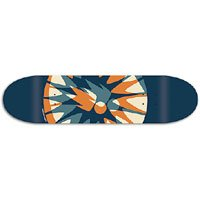 Alien Workshop Starburst Deck ( sz. 8.00, Navy )