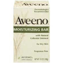 Johnson And Johnson Aveeno Facial Moisturizing Bar, 3.5 Ounce -- 24 Per Case. front-1028479