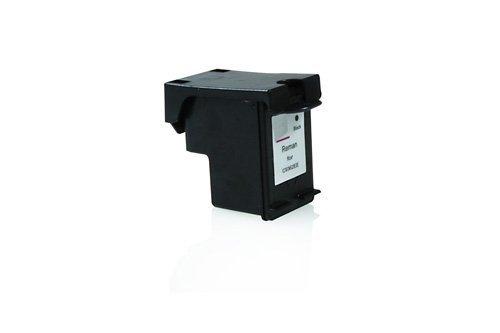 Inkadoo® XL Tinte passend für HP OfficeJet J 4535 ersetzt HP 901XL , CC654A , NO901XL , Nr 901 CC654AE , CC654AEABB , CC654AEABD , CC654AEABE , CC654AEABF - Premium Drucker-Patrone Kompatibel - Schwarz - 18 ml