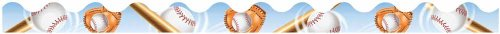 Eureka Baseball Deco Trim