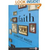 img - for FAITH { UNABRIDGED AUDIO CD} BY JENNIFER HAIGH book / textbook / text book