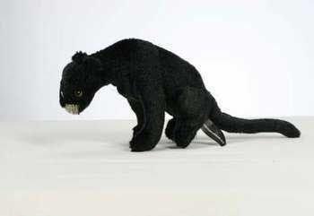 Hyper Products Wildlife Series Plush Dog Chew Toy