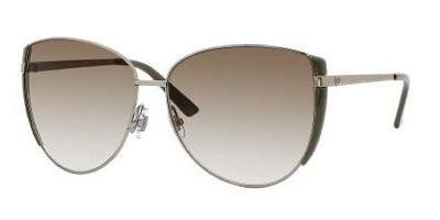 Gucci Women's 2908/S Cat Eye Sunglasses,Bronze Frame/Brown & Grey Gradient Lens,One Size