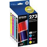 Epson T273520 Epson Claria Premium 273 Standard-capacity Color Multi-pack - Cyan, Magenta, Yellow, Photo Black (T273520) Ink