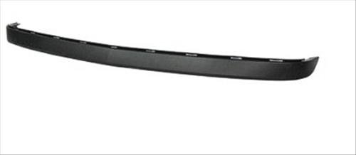 OE Replacement Chevrolet Blazer/Tahoe Front Bumper Deflector (Partslink Number GM1092184) (Blazer Front Bumper compare prices)