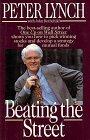 echange, troc Peter Lynch - Beating the Street