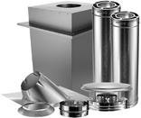 DURAPLUS MANUFACTURED HOME KIT (Through Ceiling Chimney Kit compare prices)
