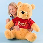 "Disney Store Large/Jumbo 28"" Winnie The Pooh Stuffed Animal Character Plush Doll front-865344"