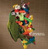Paradise 4 by 13-Inch Knots Block Chewing Toy, Medium