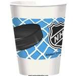 Nhl Ice Time 16-oz Cups 25 Count