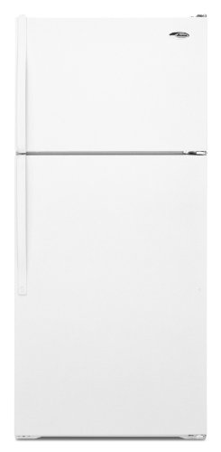 Amana 17.6 Cubic-Foot Top-Freezer Refrigerator, A8TXNGFXW, White