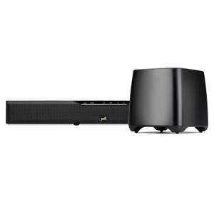 Polk Audio Surroundbar 5000 Bluetooth Soundbar With Wireless Subwoofer Instant Home Theater (Black)