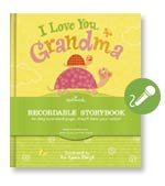 Hallmark Books - I Love You - Grandma Hallmark Recordable Book by Hallmark - KOB9003 PDF