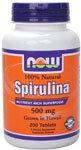 Spirulina 500 mg 200 Tabs