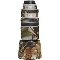 LensCoat Lens Cover for the Canon 100 – 400mm IS f/3.5-f/5.6 Zoom Lens – Realtree Advantage Max4 (m4)