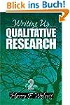 Writing Up Qualitative Research (Qual...