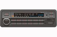 Kienzle Autoradio MCR-1014 1-DIN Tuner mit RDS,