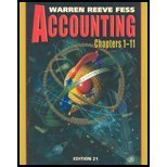 img - for Accounting 21e (Chapters 1-11) book / textbook / text book