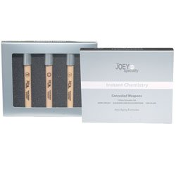 Joey NY Instant Chemistry Concealed Weapons 3-pc. Concealer Set Dark