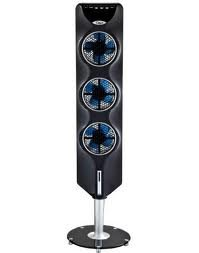 Ozeri 3x Tower Fan with Passive Noise Reduction Technology (Tower Fan Noise Reduction compare prices)