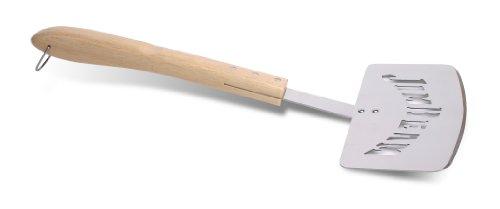 Jim Beam Jb0123 Extra Wide Head Fish Spatula With Wooden Handle