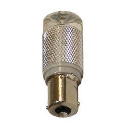 Halco 80775 - Jc20/2Ww/Ba15S/Led2 - 2.5 Watt Dimmable Led Single Contact Bayonet Light Bulb