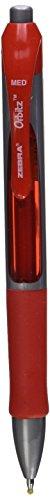 orbitz-zebra-penna-gel-colore-rosso-confezione-da-12