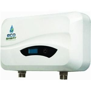 point of use water heater for washing machine