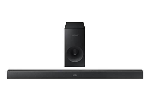 Samsung HW-K360 2.1 Channel 130 Watt Wireless Audio Soundbar (2016 Model)