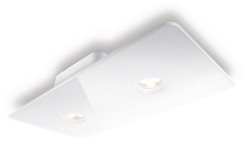 Philips 31605/31/48 Ledino Energy Efficient Led Ceiling Light, White