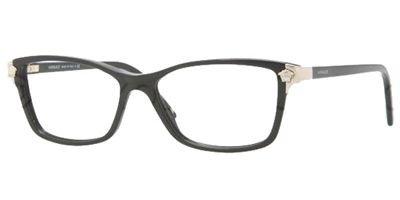 Versace per donna ve3156 - GB1, Occhiali da Vista Calibro 53