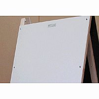 White Washable Magnet Board Replacement Panel for Beka Easels
