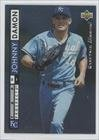 Johnny Damon Kansas City Royals (Baseball Card) 1994 Upper Deck Electric Diamond #546