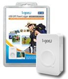 i-gotU GT-120 Travel Blog Master (USB GPS, Data