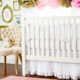 New Arrivals 3 Piece Crib Bed Set, Madison Avenue