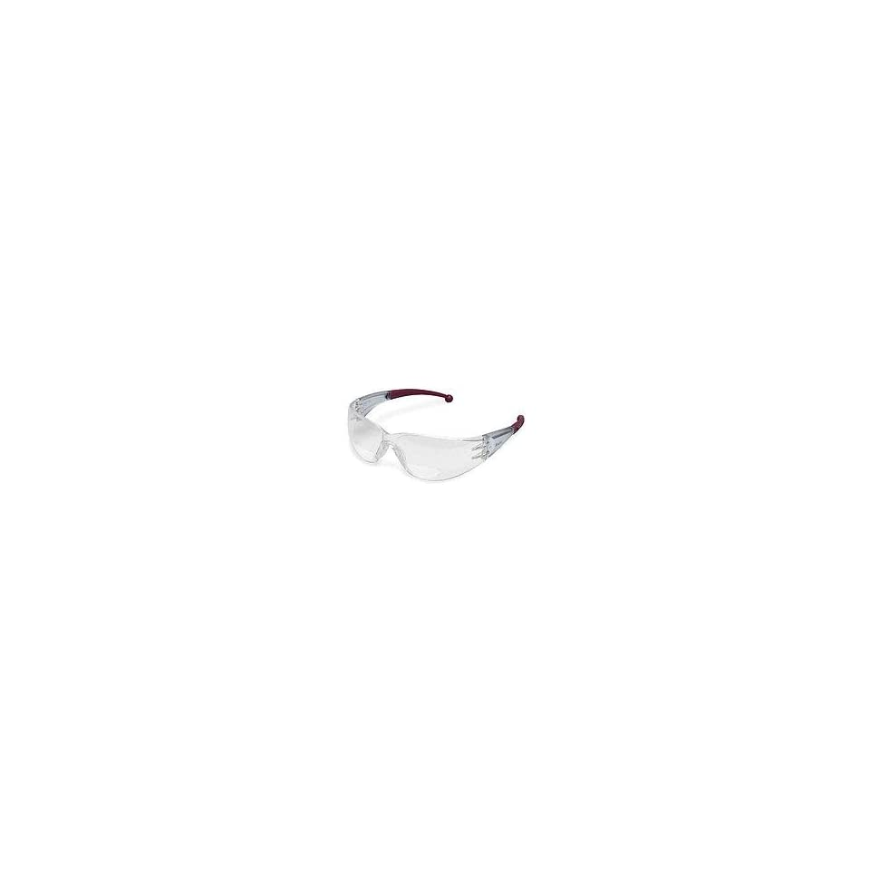 833480ee8b Elvex RX 400 Clear Polycarbonate BiFocal Safety Glasses with +2.0 Diopters.