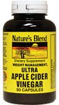 Ultra Apple Cider Vinegar 600 Mg 90 Caps