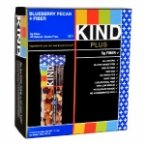 Kind Fruit and Nut Bars Blueberry Pecan + Fiber 12 Bars