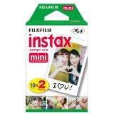 Fujifilm Instax Mini - película de fotografía (Lote para 40 disparos)