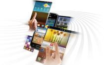 Interfaz Touchwiz UX mucho más sofisticada
