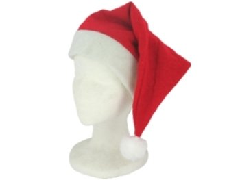 Economy Christmas Santa Hat Case Pack 100