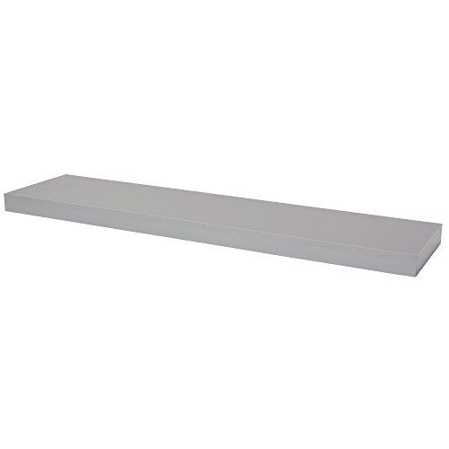Borganised-1150939-XL4-tagre-flottante-effet-aluminium-80-x-20-cm