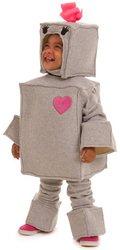 Rosalie the Robot Toddler Costume PROD-ID : 1919870 (Toddlers Rosalie The Robot Costume)