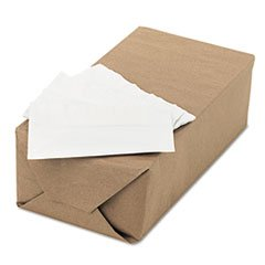 ** Advanced Dispenser Napkins, Single-Ply, 13 X 12, White, 6000/Carton **