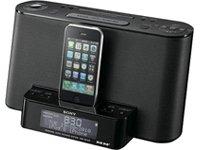 Sony XDR-DS12iP Lautsprecher Dock für Apple iPod/iPhone mit DAB/DAB+ Uhrenradio schwarz ab 77,77 Euro inkl. Versand