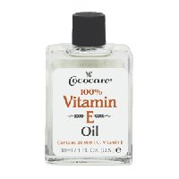 Cococare 100% Vitamin E Oil, 1 Ounce